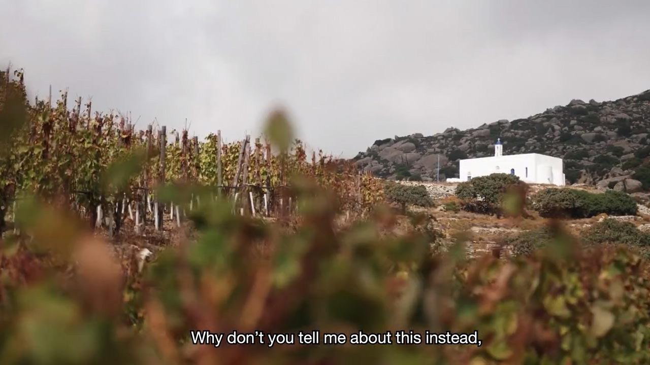 Η γέννηση ενός μεγάλου κρασιού, το Clos Stegasta στην Τήνο